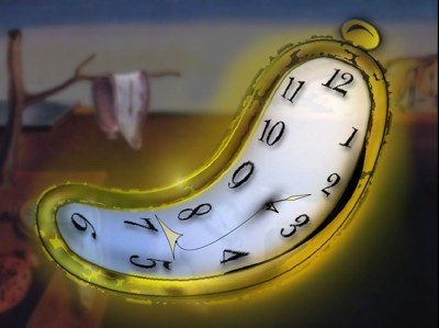 Wo ist nur die Zeit hin?