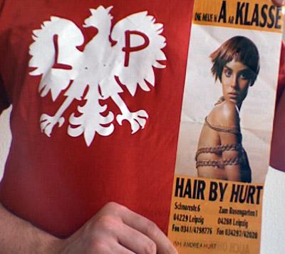 T-Shirt von myspace.com/letschopletscho - Wie man eine virale Werbekampagne startet